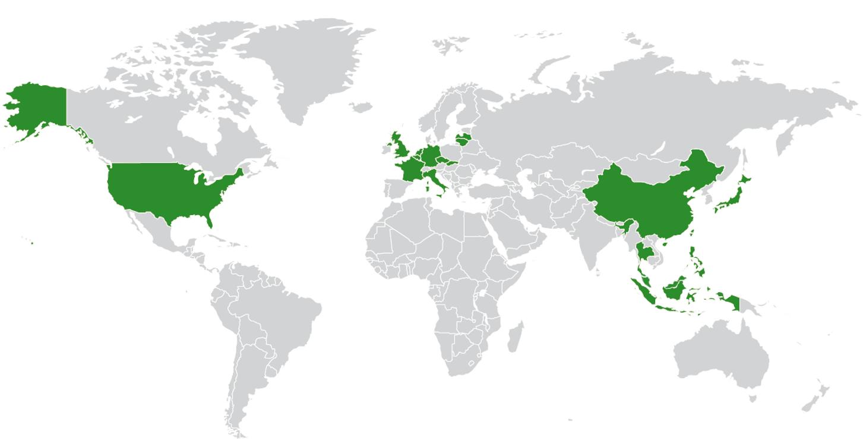 EnviTec à l'international