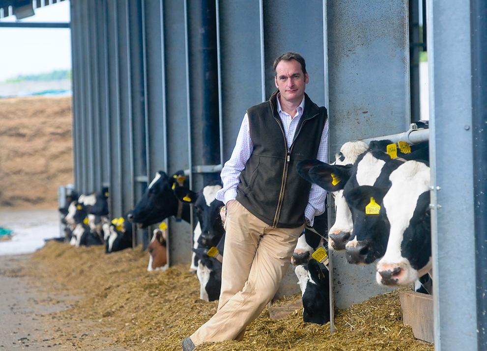Stowell Farms : Intégration de l'environnement - un projet phare pour toute la région